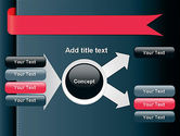 Bookmark PowerPoint Template#14