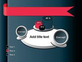 Bookmark PowerPoint Template#16