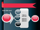 Bookmark PowerPoint Template#17