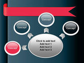 Bookmark PowerPoint Template#7