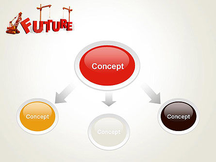 Making Future PowerPoint Template, Slide 4, 13208, Education & Training — PoweredTemplate.com