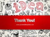 Idea Doodles PowerPoint Template#20