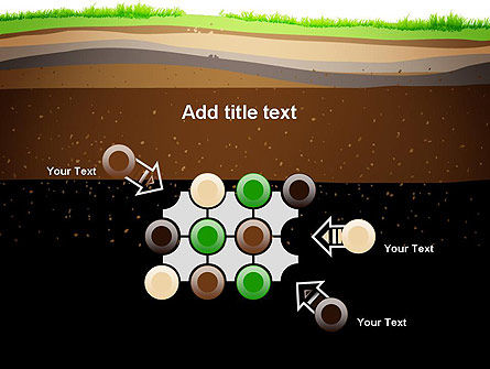 Soil Cut PowerPoint Template Slide 10
