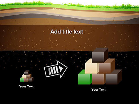 Soil Cut PowerPoint Template Slide 13