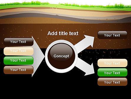 Soil Cut PowerPoint Template Slide 15