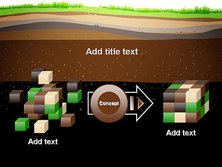 Soil Cut PowerPoint Template Slide 17