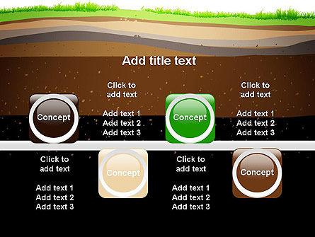 Soil Cut PowerPoint Template Slide 18
