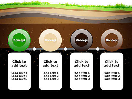 Soil Cut PowerPoint Template Slide 5
