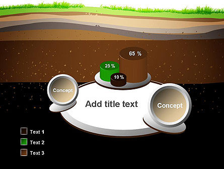 Soil Cut PowerPoint Template Slide 6