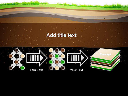 Soil Cut PowerPoint Template Slide 9