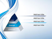 Abstract Streamy PowerPoint Template#4