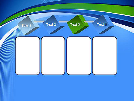 Intersection of Thin Lines PowerPoint Template Slide 18