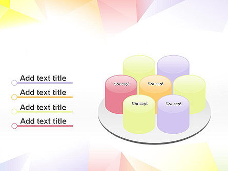 Bright Soft Pastels PowerPoint Template Slide 12