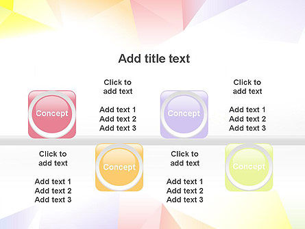 Bright Soft Pastels PowerPoint Template Slide 18