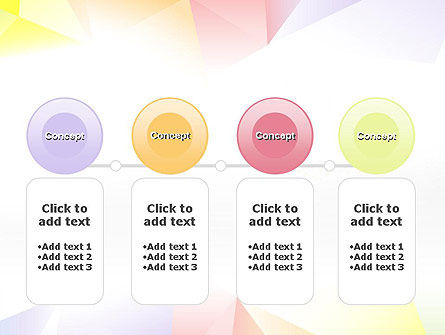 Bright Soft Pastels PowerPoint Template Slide 5