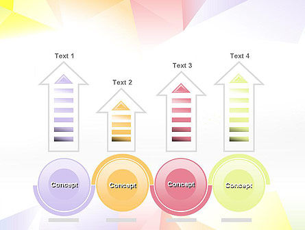 Bright Soft Pastels PowerPoint Template Slide 7