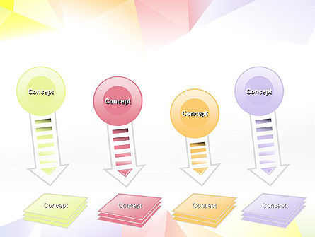 Bright Soft Pastels PowerPoint Template Slide 8