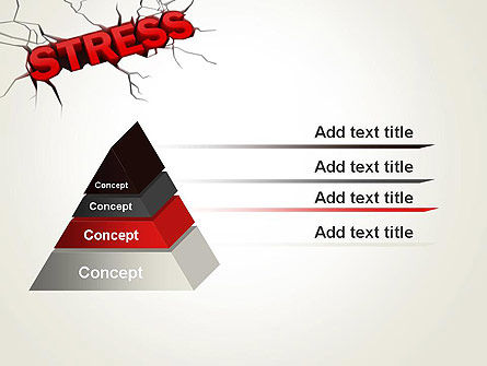 Heavy Stress PowerPoint Template Slide 12