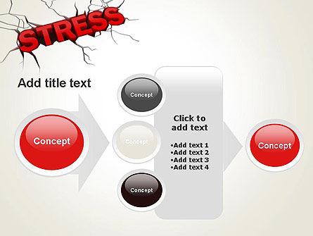 Heavy Stress PowerPoint Template Slide 17