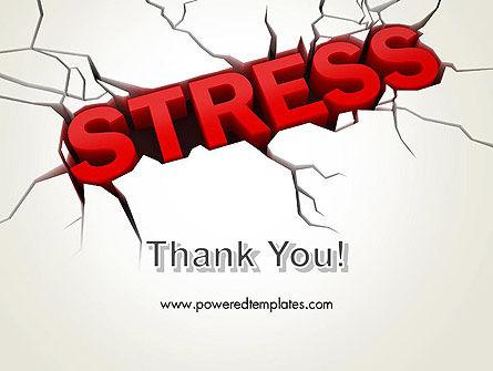 Heavy Stress PowerPoint Template Slide 20