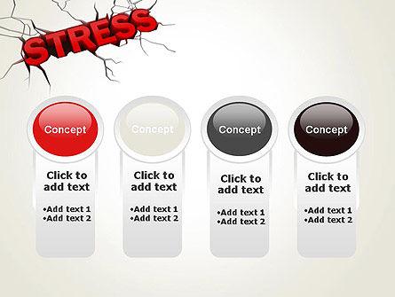 Heavy Stress PowerPoint Template Slide 5