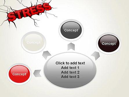Heavy Stress PowerPoint Template Slide 7