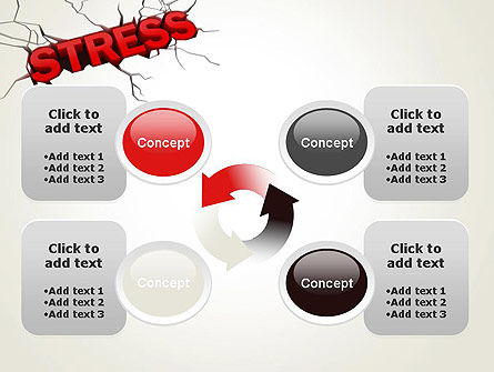 Heavy Stress PowerPoint Template Slide 9