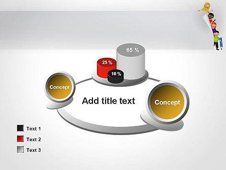 Education Cartoon PowerPoint Template Slide 16