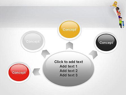Education Cartoon PowerPoint Template Slide 7