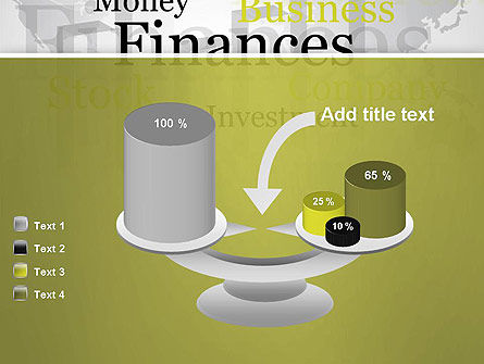 Trade Money Finances PowerPoint Template Slide 10