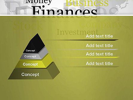 Trade Money Finances PowerPoint Template Slide 12