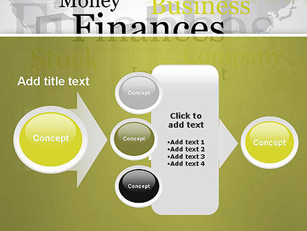 Trade Money Finances PowerPoint Template Slide 17