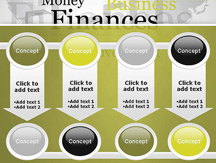 Trade Money Finances PowerPoint Template Slide 18