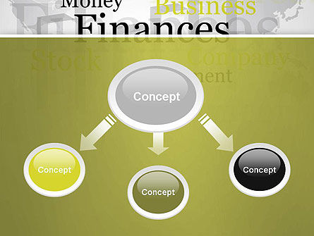 Trade Money Finances PowerPoint Template Slide 4