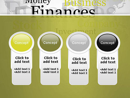 Trade Money Finances PowerPoint Template Slide 5