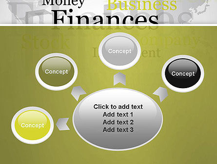Trade Money Finances PowerPoint Template Slide 7