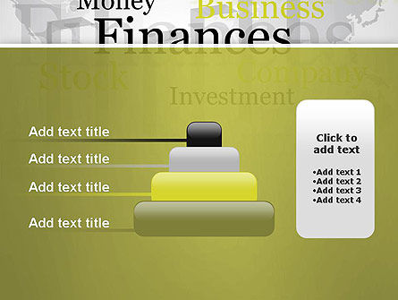 Trade Money Finances PowerPoint Template Slide 8