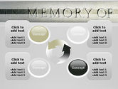 In Memory Of PowerPoint Template#9