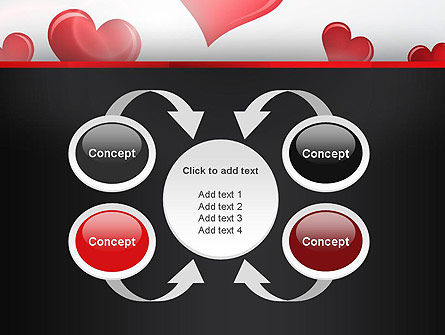 Valentines Day Love PowerPoint Template Slide 6