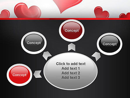 Valentines Day Love PowerPoint Template Slide 7