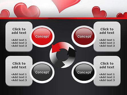 Valentines Day Love PowerPoint Template Slide 9