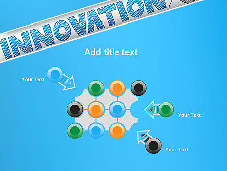 Innovation Sketch PowerPoint Template Slide 10