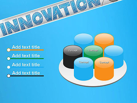 Innovation Sketch PowerPoint Template Slide 12