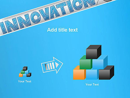 Innovation Sketch PowerPoint Template Slide 13