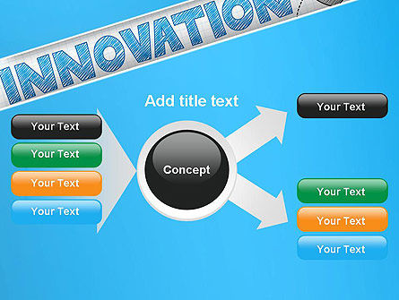 Innovation Sketch PowerPoint Template Slide 15