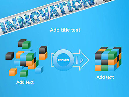 Innovation Sketch PowerPoint Template Slide 17
