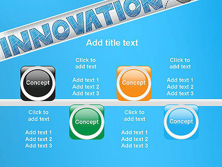 Innovation Sketch PowerPoint Template Slide 18