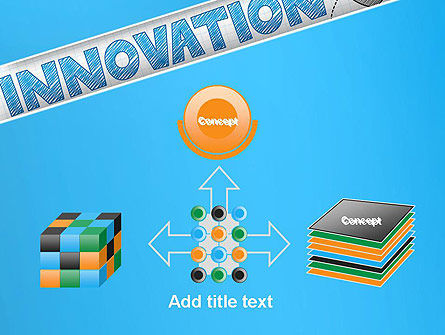 Innovation Sketch PowerPoint Template Slide 19