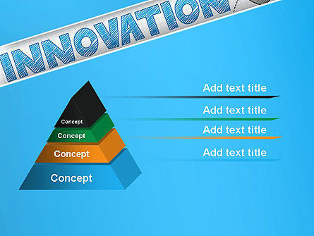 Innovation Sketch PowerPoint Template, Slide 4, 13239, Business Concepts — PoweredTemplate.com