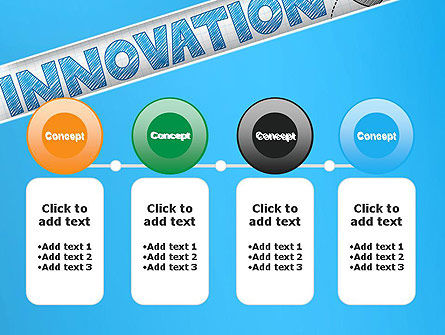 Innovation Sketch PowerPoint Template Slide 5
